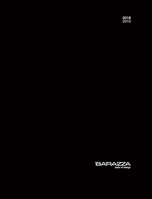 BARAZZA – Catalogo 2018/2019