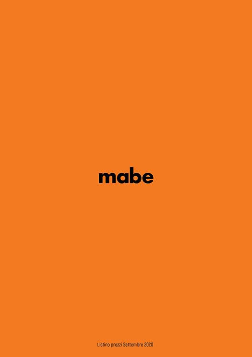 MABE – Listino 09/2020