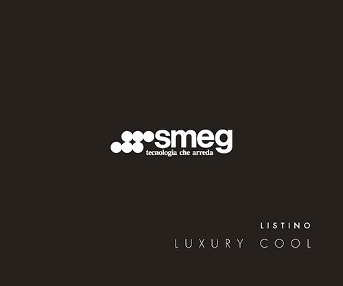 SMEG – Listino Frigo LUXURY COOL