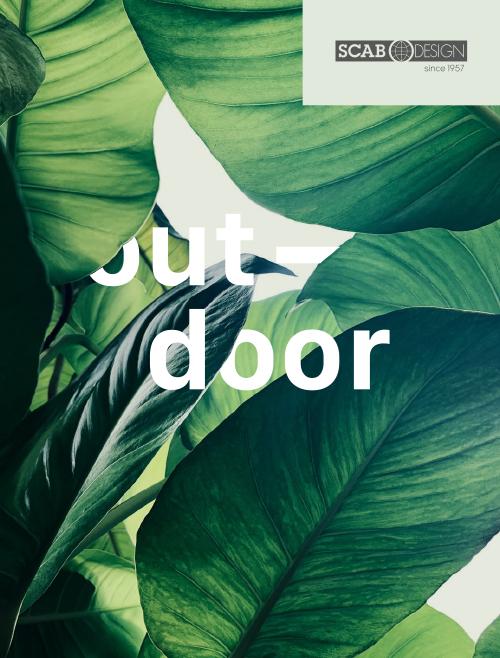 SCAB – Catalogo Outdoor 2021